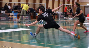 Kristian Kræmer prof Badmintonspiller