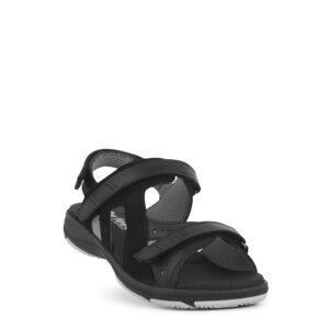Sandal dame med rem